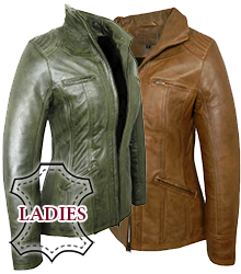 Laura Leather Jacket